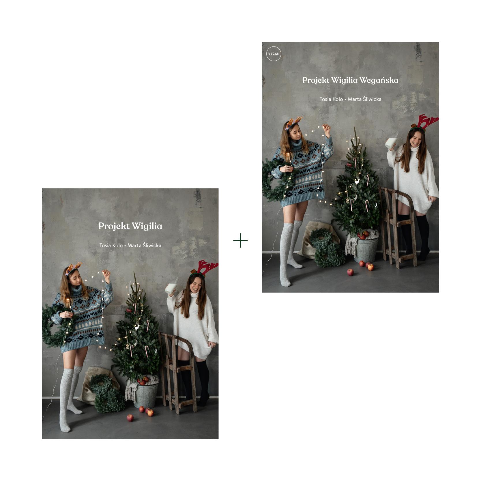 PAKIET Projekt wigilia (2 ebooki)